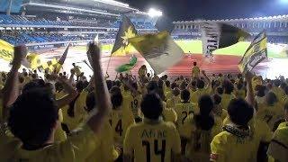2017年10月25日、天皇杯準々決勝 川崎フロンターレ戦です。クリスティア...