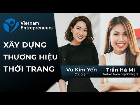 [TQKS] Xây dựng thương hiệu cho thời trang Việt Nam