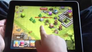 Clash of clans - Attack strategi