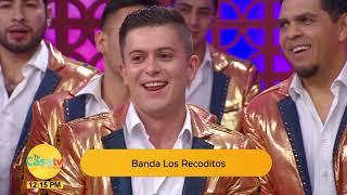 """Los Recoditos """" Esta va por ti"""" en vivo entrevista"""