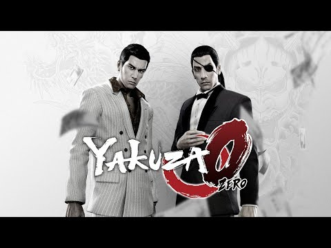 Yakuza 0 Live Stream Blind [1] - I've been waiting for this