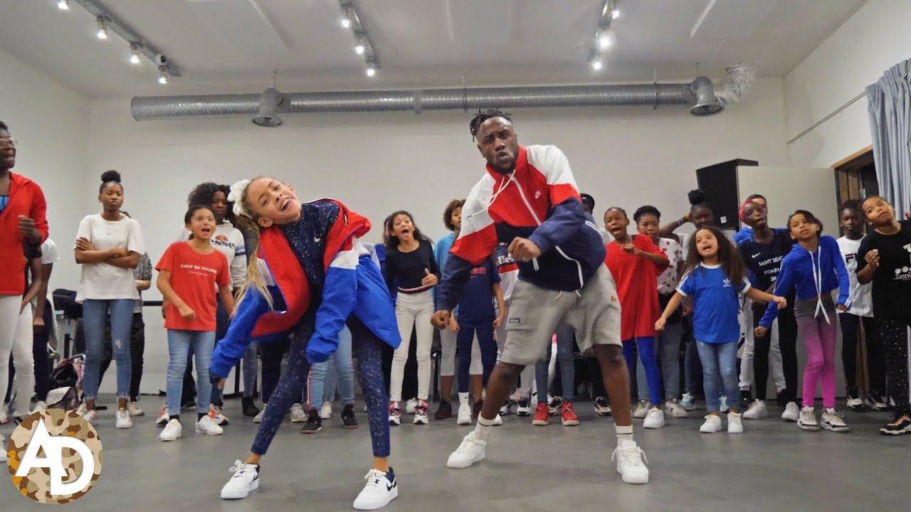 Milo & Fabio - Wagwan (Dance Class Video) | H4 & Maïmouna Choreography