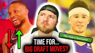 5 Teams That COULD Be Making A Trade In The 2020 NBA Draft