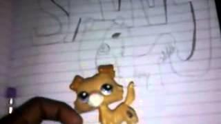 my lps drawing of Savanna