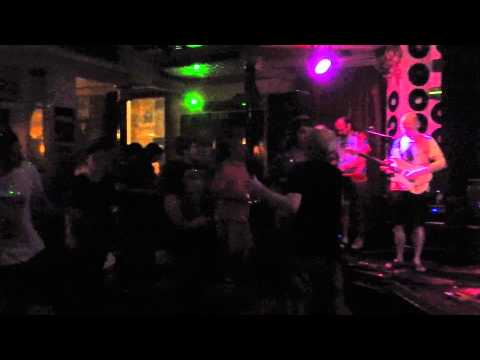 COSMIC CHARLIES FIDDLERS ELBOW  LONDON AUG 8 JERRY GARCIA CONCERT PART 2