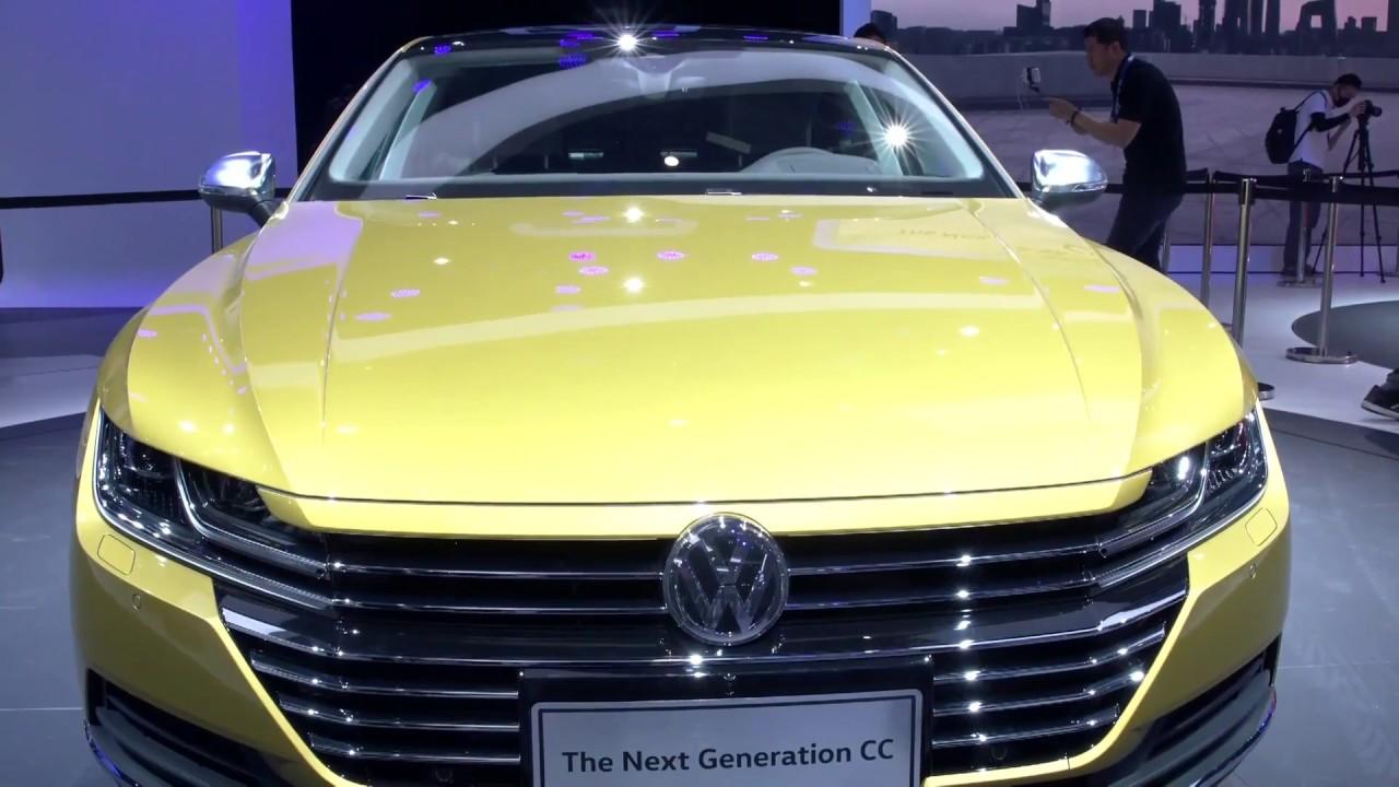 Next Generation Vw Cc Interior