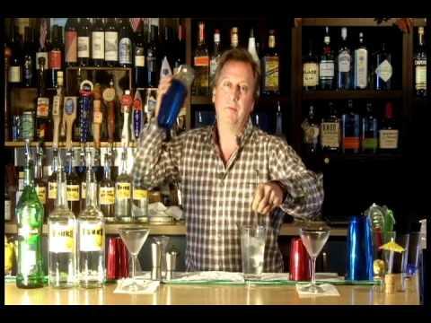 Martini 'Vodka and Gin' Cocktail Recipe