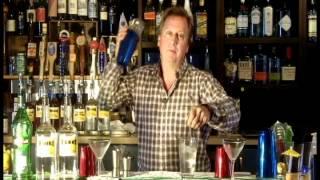 True Martini 'vodka And Gin' Video Drink Recipe
