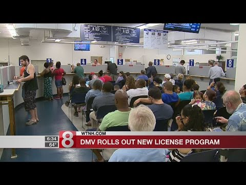 Connecticut DMV rolling out new procedure for renewing licenses