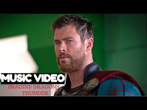Thor Music Video - Imagine Dragons...