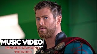 "Thor Music Video - Imagine Dragons ""Thunder"""