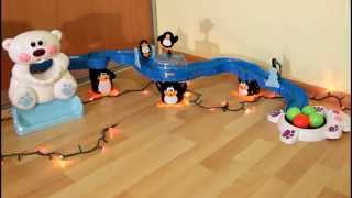 Обзор / Fisher Price ледяные горки ♥ Прокат игрушек ♥