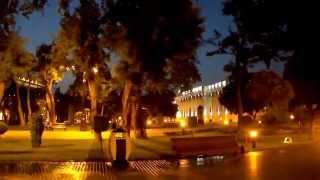01.08.13. Вечерний бакинский бульвар