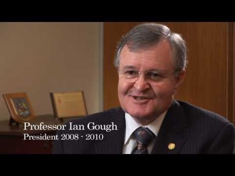An interview with Ian Gough, College President (2008-2010) - ACCC challenge