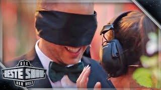 Blind und taub: Die verrückteste Hochzeit des Jahres! | Die beste Show der Welt | ProSieben
