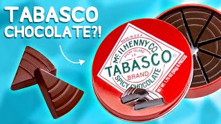 Buy here: http://www.vat19.com/item/tabasco-spicy-chocolate-wedges?adid=youtube Please subscribe to our channel: http://www.youtube.com/user/vat19com ...