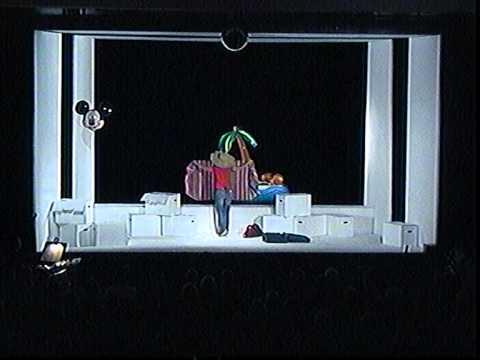 Bleib noch bis zum Sonntag Premiere 16.12.2007 Theater TRIBÜNE Berlin