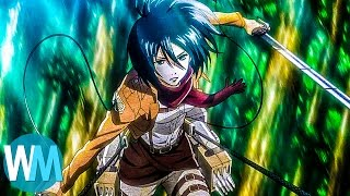 Top 10 Attack on Titan Characters
