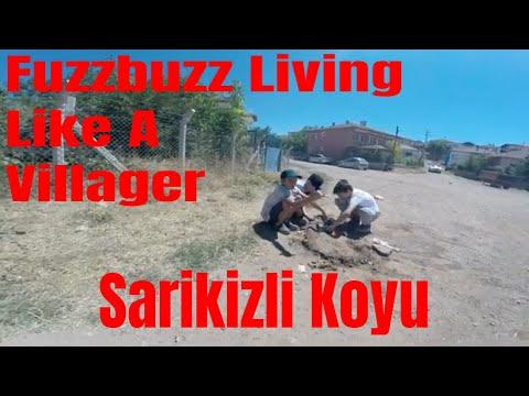 Sarikizli - Farm Life Documentary - Living Like A Villager - Travel Guide Turkey - Sarikizli