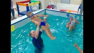 BABY-Обучение плаванию в бассейне в Минске для детей (Курсы,Секция,занятия)
