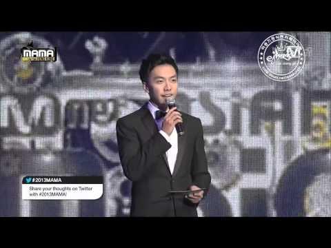 Lee Seung Gi 2013 MAMA Introducing 'Song of the Year' award