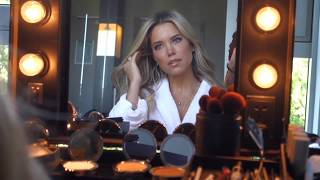 BACKSTAGE beim Rosenball - Hair &Make-up Styling für Sylvie Meis