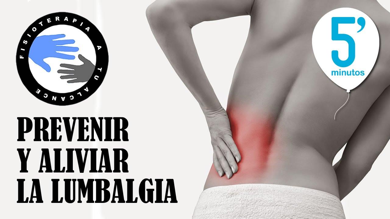 Ejercicios para lumbalgia o dolor lumbar en 5 minutos - YouTube 1ef8d4e67e9a