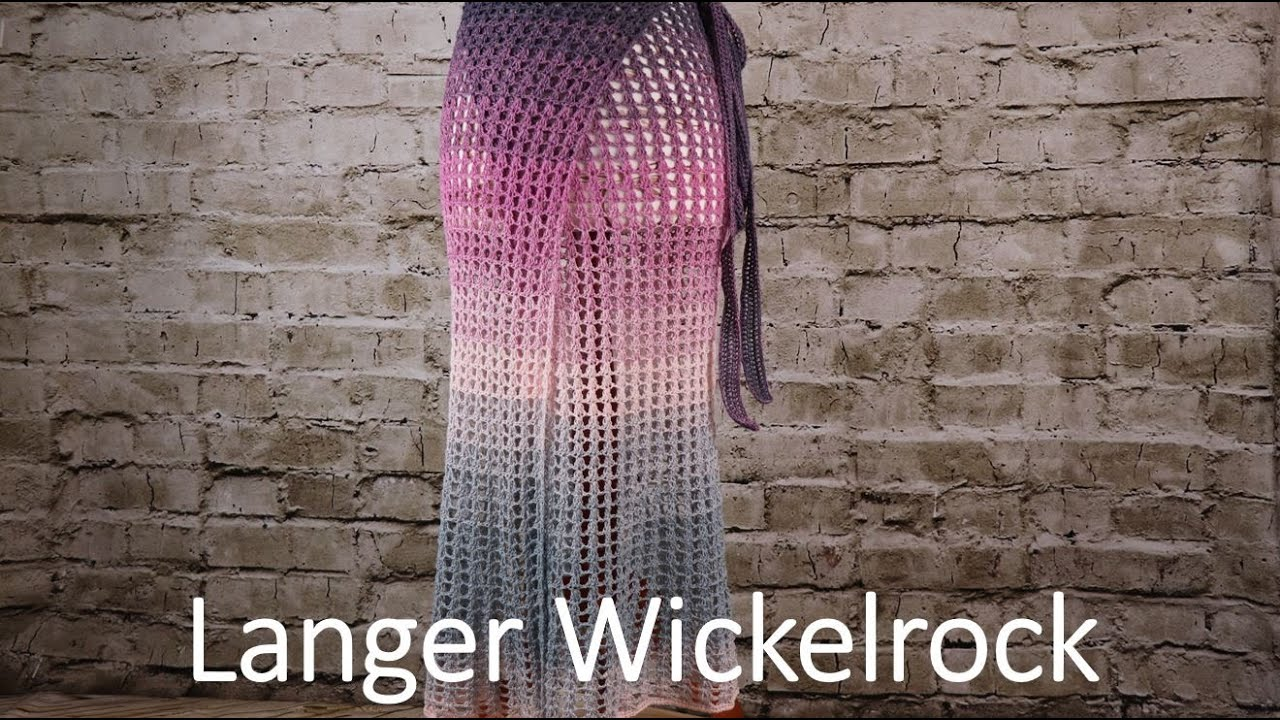 Langer Wickelrock