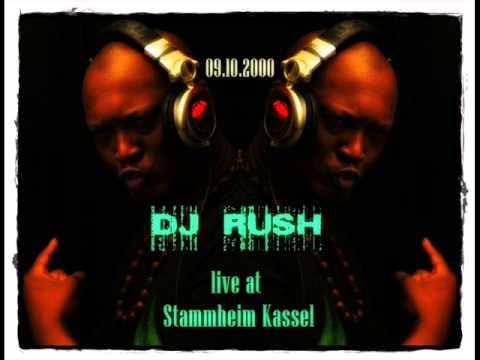 DJ Rush - Live @ Stammheim (09-10-2000)