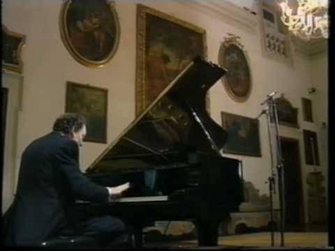 Francois Joel THIOLLIER - Carl CZERNY Variationen op.12.wmv