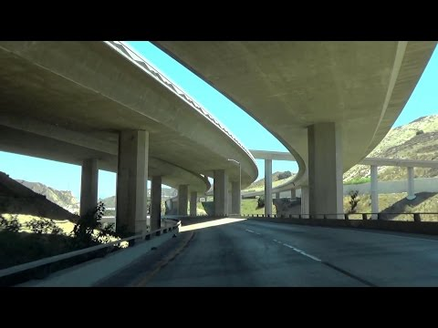 CA-14 South: Antelope Valley Freeway & Soledad Canyon