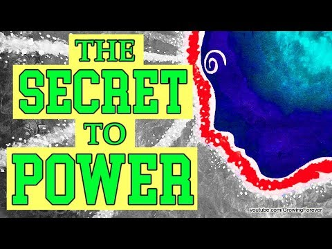 The Secret of Power - Law of Attraction, Subconscious Mind, Money Magnet