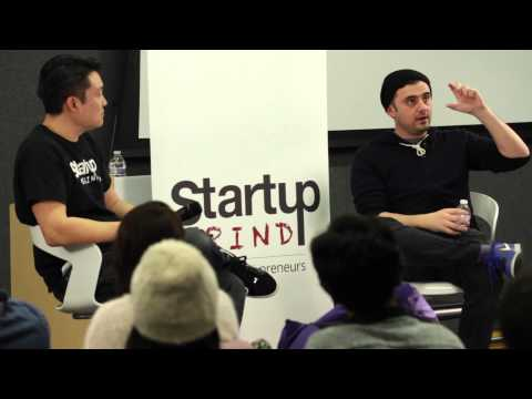 Gary Vaynerchuk (VaynerMedia, Angel Investor) at Startup Grind New York