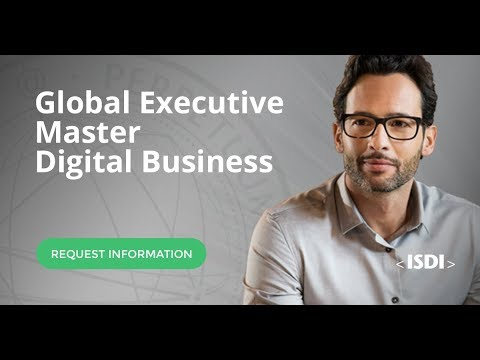 Global Executive Master in Digital Business - Students experience