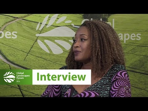 Investing in small agri-business along African supply chains: Ada Osakwe at GLF Bonn 2018