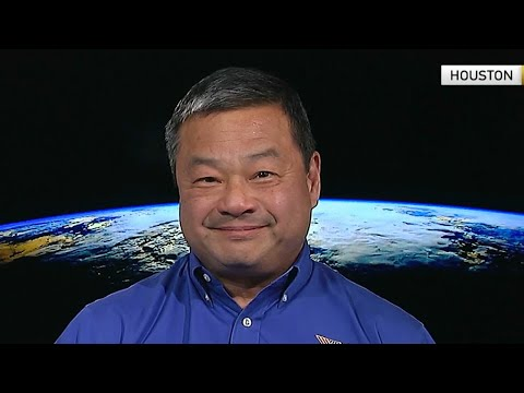 Leroy Chiao talks about Chang's-4 probe first landing on far side of the moon