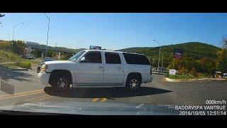 Bad Drivers of PA 134 - Road Rage, Yelling, Gridlock