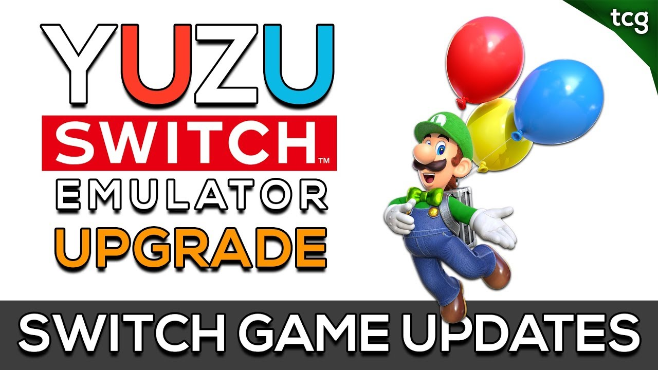 Yuzu | Super Mario Odyssey Game Updates | Switch Emulator