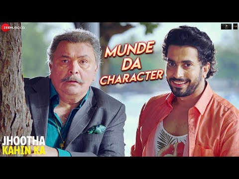 Munde Da Character Video Song - Jhootha Kahin Ka