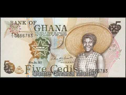 LEARN AND SEE GHANA MONEY