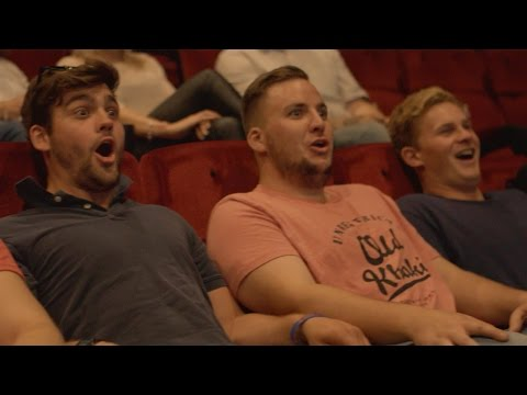 Feel blown away in 4DX® at Cineworld Ipswich