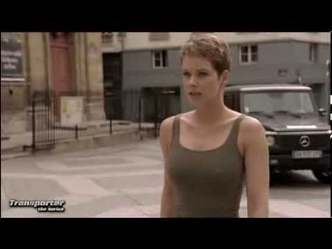 Andrea Osvart in: Transporter The Series   by AmegO Film
