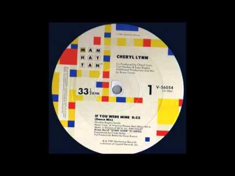CHERYL LYNN - If You Were Mine (Dance Mix)