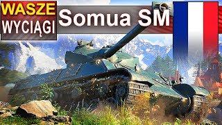 Somua SM - najlepszy wynik dmg i 500 000 zarobku  - World of Tanks