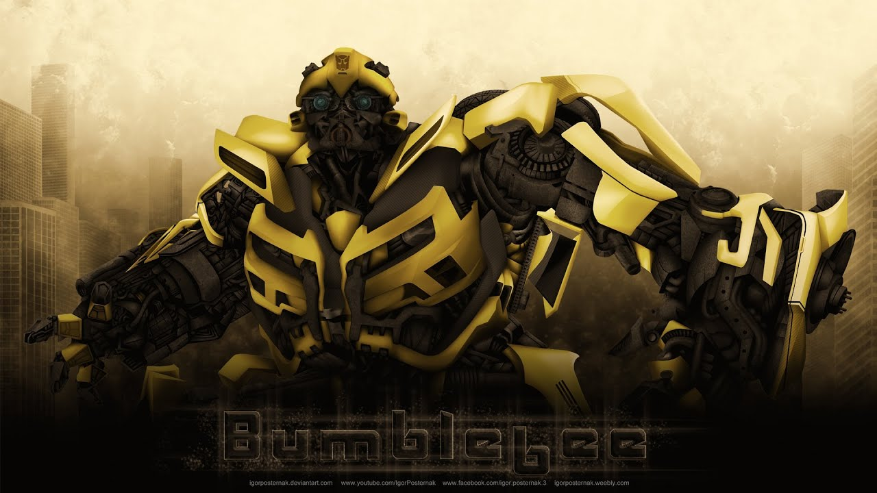 Transformers Bumblebee Games