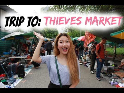 THIEVES MARKET SINGAPORE | Life With Crystal