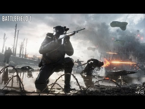 Road to Battlefield 1 Weapons Poster