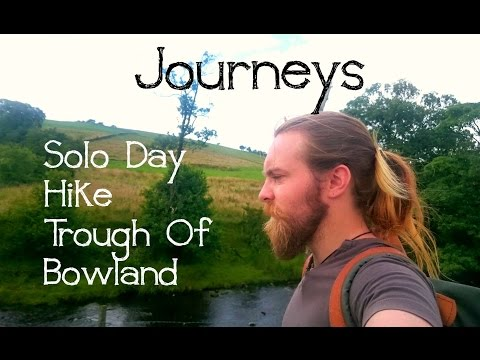Journeys | Solo Day hike | Bowland
