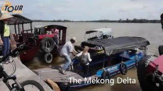 Mekong Delta with i Tour Vietnam