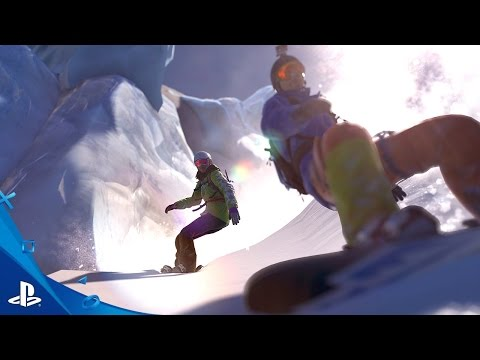 Steep - Gamescom 2016 Trailer | PS4